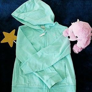 Carter's hoodie .